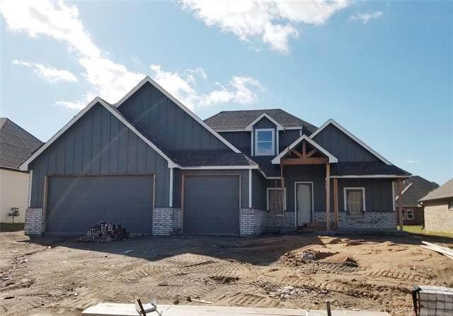 2958 N Dogwood Drive, Catoosa, OK 74015 (MLS #2111229) :: Owasso Homes and Lifestyle