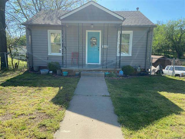 408 N Franklin Avenue, Sand Springs, OK 74063 (MLS #2112305) :: Hopper Group at RE/MAX Results
