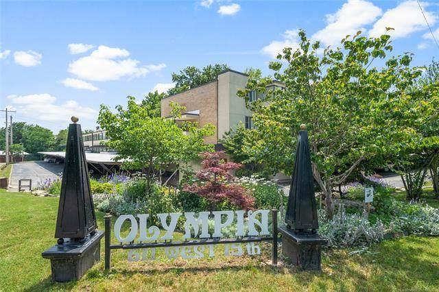 611 W 15th Street B-5, Tulsa, OK 74127 (MLS #2113340) :: 918HomeTeam - KW Realty Preferred