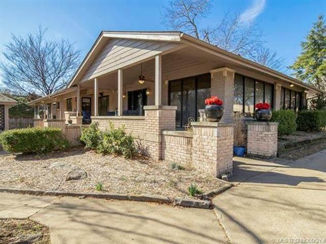 3103 S Rockford Drive, Tulsa, OK 74105 (MLS #2116048) :: Hopper Group at RE/MAX Results