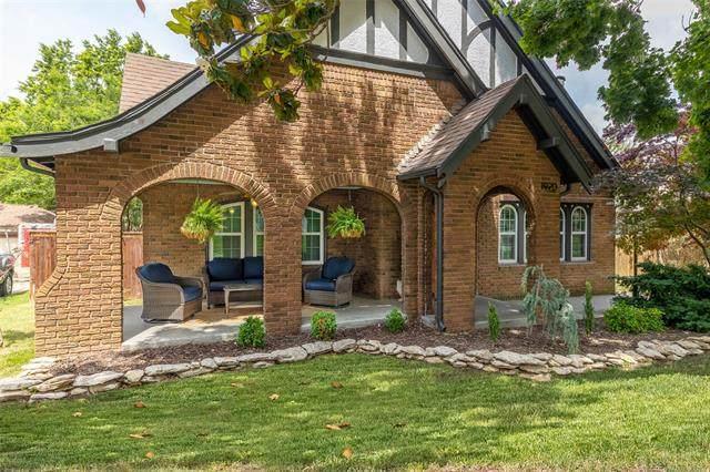 1920 S College Avenue, Tulsa, OK 74104 (MLS #2116866) :: Owasso Homes and Lifestyle