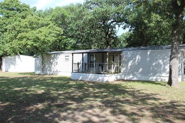 2961 Redbud Lane, Kingston, OK 73439 (MLS #2116949) :: Active Real Estate