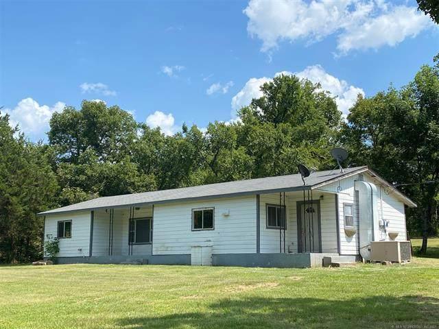 10489 NE 120, Red Oak, OK 74559 (MLS #2120873) :: 580 Realty