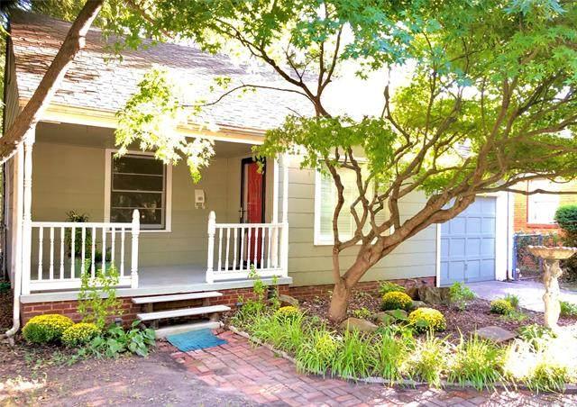 1120 E 36th Street, Tulsa, OK 74119 (MLS #2121646) :: Owasso Homes and Lifestyle
