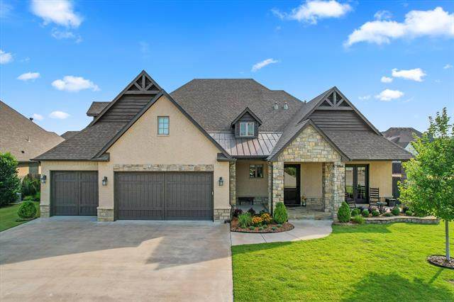 6623 E 134th Place S, Bixby, OK 74008 (MLS #2121657) :: Hopper Group at RE/MAX Results