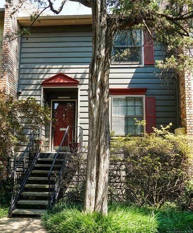 1730 S Cheyenne Avenue #6, Tulsa, OK 74119 (MLS #2126245) :: 918HomeTeam - KW Realty Preferred
