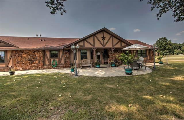 8577 E Melody Lane, Claremore, OK 74019 (MLS #2126290) :: Owasso Homes and Lifestyle