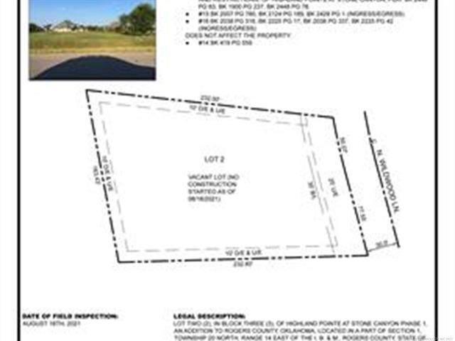 6322 N Wildwood Lane, Owasso, OK 74055 (MLS #2134159) :: Hopper Group at RE/MAX Results