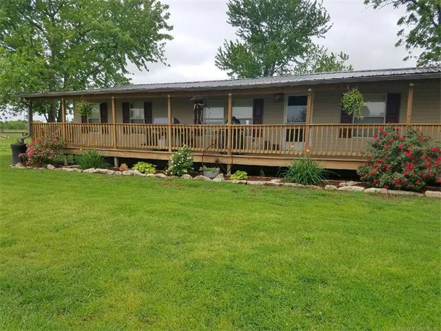 Box 115 Delaware Rt 1 Road, Delaware, OK 74027 (MLS #1801911) :: The Boone Hupp Group at Keller Williams Realty Preferred