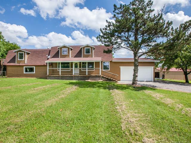 6018 W Eseco Road, Cushing, OK 74023 (MLS #1822600) :: Brian Frere Home Team