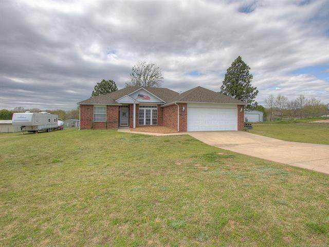 14770 S Moccasin Place, Sapulpa, OK 74066 (MLS #2011877) :: RE/MAX T-town