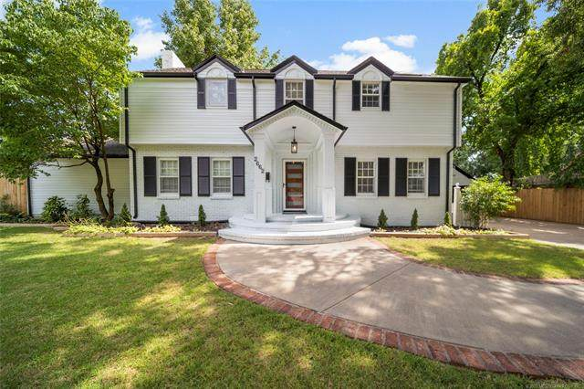 2662 E 22nd Street, Tulsa, OK 74114 (MLS #2013717) :: Hopper Group at RE/MAX Results