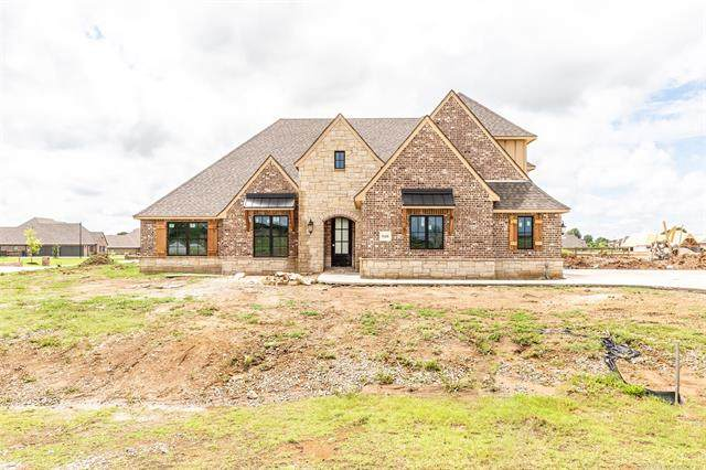 9408 N 64th East Avenue, Sperry, OK 74073 (MLS #2013831) :: Hopper Group at RE/MAX Results