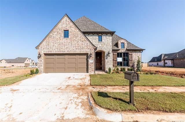 6307 E 128th Street S, Bixby, OK 74008 (MLS #2014255) :: Active Real Estate