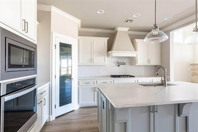 12736 S Norwood Avenue, Bixby, OK 74008 (MLS #2014410) :: Active Real Estate