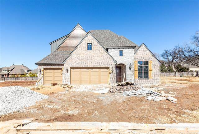 3703 E 115th Place S, Tulsa, OK 74137 (MLS #2014542) :: Hopper Group at RE/MAX Results