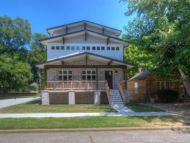 1611 S Lewis Place, Tulsa, OK 74104 (MLS #2019058) :: Hopper Group at RE/MAX Results