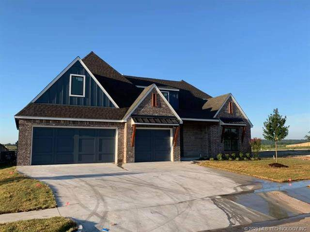 2972 E 142nd Court S, Bixby, OK 74008 (MLS #2025651) :: Active Real Estate