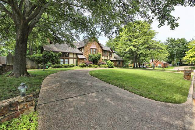 8704 S Richmond Avenue, Tulsa, OK 74137 (MLS #2025953) :: Hopper Group at RE/MAX Results