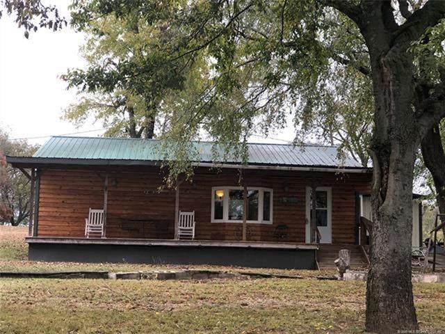 166 Rock Creek 10, Big Cabin, OK 74332 (MLS #2038068) :: 580 Realty