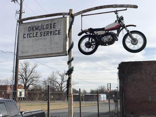 110 N Oklahoma Street, Okmulgee, OK 74447 (MLS #2044182) :: RE/MAX T-town