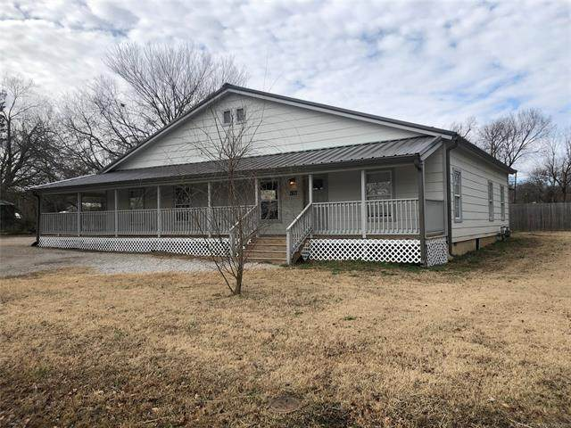 3374 S 63rd West Avenue, Tulsa, OK 74107 (MLS #2101055) :: Hopper Group at RE/MAX Results
