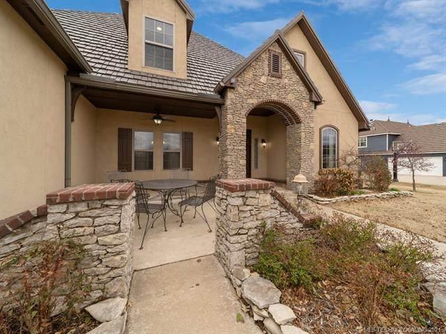 7520 Oak Field Drive, Tulsa, OK 74131 (MLS #2107177) :: Owasso Homes and Lifestyle