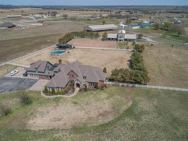 15905 Montrose Lane, Inola, OK 74036 (MLS #2109046) :: RE/MAX T-town