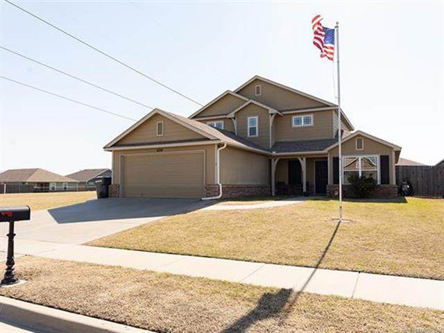 4014 W 105th Street S, Jenks, OK 74037 (MLS #2109592) :: Hopper Group at RE/MAX Results