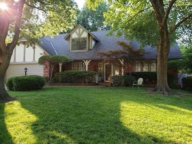 7525 E 84th Street, Tulsa, OK 74133 (MLS #2118352) :: Active Real Estate