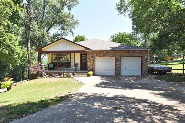 1349 Forest Lane, Catoosa, OK 74015 (MLS #2118519) :: Active Real Estate
