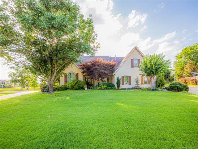 11918 S Canton Avenue, Tulsa, OK 74137 (MLS #2121204) :: Hopper Group at RE/MAX Results