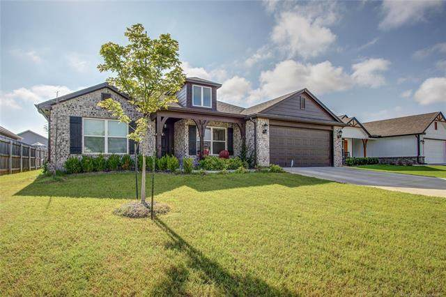 12313 N 130th East Avenue, Collinsville, OK 74021 (MLS #2121385) :: Hopper Group at RE/MAX Results