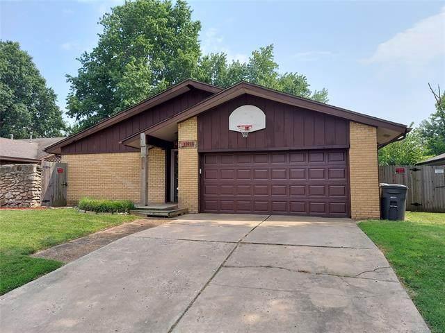 10928 E 29th Street, Tulsa, OK 74129 (MLS #2123719) :: Active Real Estate