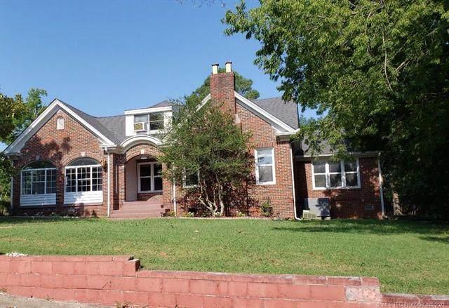 1225 S High School, Ada, OK 74820 (MLS #2124648) :: Active Real Estate