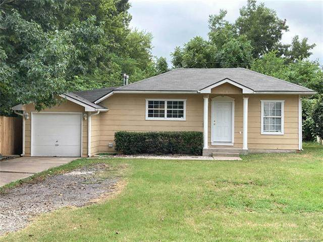 3612 E 3rd Street, Tulsa, OK 74112 (MLS #2127788) :: 918HomeTeam - KW Realty Preferred