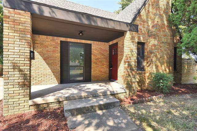 204 S Darlington Avenue, Tulsa, OK 74112 (MLS #2131393) :: Owasso Homes and Lifestyle