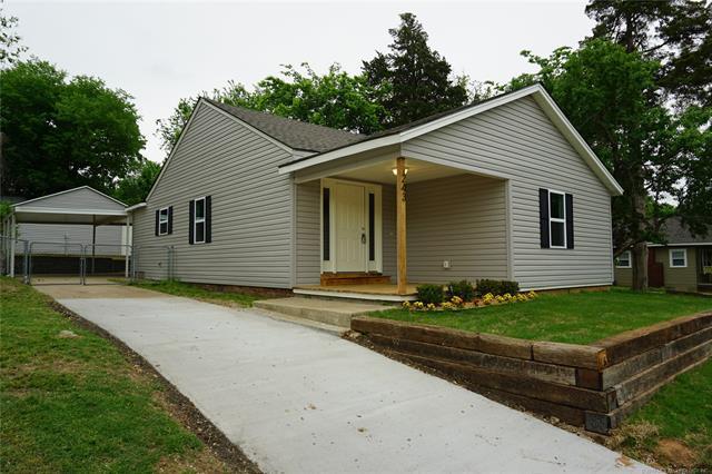243 N Yukon Avenue, Tulsa, OK 74127 (MLS #1910405) :: RE/MAX T-town