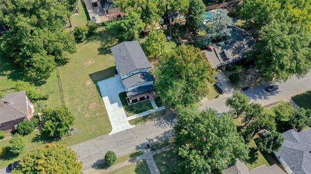 1611 S Lewis Place, Tulsa, OK 74104 (MLS #2019058) :: RE/MAX T-town