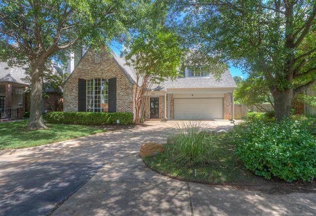 9121 S Florence Place, Tulsa, OK 74137 (MLS #2030862) :: RE/MAX T-town