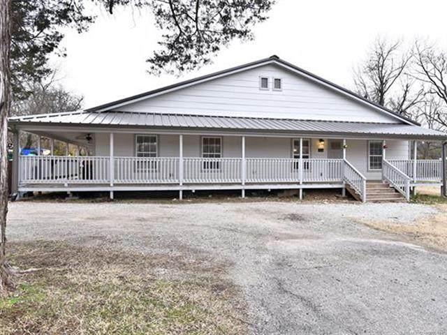 3374 S 63rd West Avenue, Tulsa, OK 74107 (MLS #2101055) :: Active Real Estate