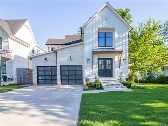 1038 E 38th Street, Tulsa, OK 74105 (MLS #2118853) :: Active Real Estate