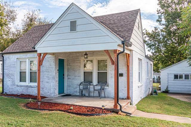 1331 S Yale Avenue, Tulsa, OK 74112 (MLS #2134554) :: Active Real Estate