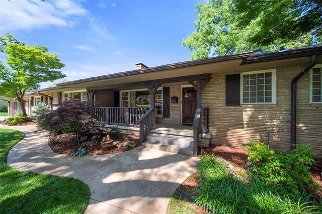 3223 S Florence Avenue, Tulsa, OK 74105 (MLS #1919676) :: 918HomeTeam - KW Realty Preferred