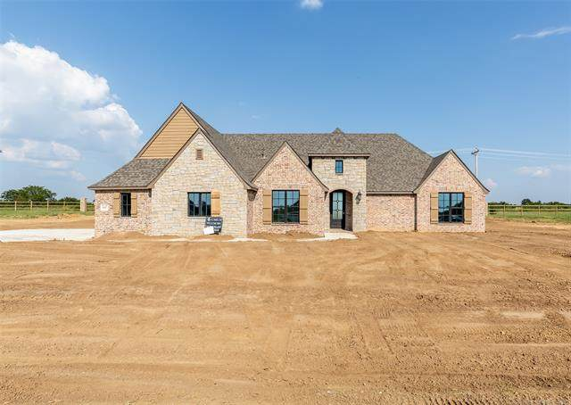 9437 N 64th East Avenue, Sperry, OK 74073 (MLS #2013821) :: Hopper Group at RE/MAX Results