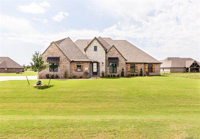 9434 N 63rd East Avenue, Sperry, OK 74073 (MLS #2013833) :: Hopper Group at RE/MAX Results