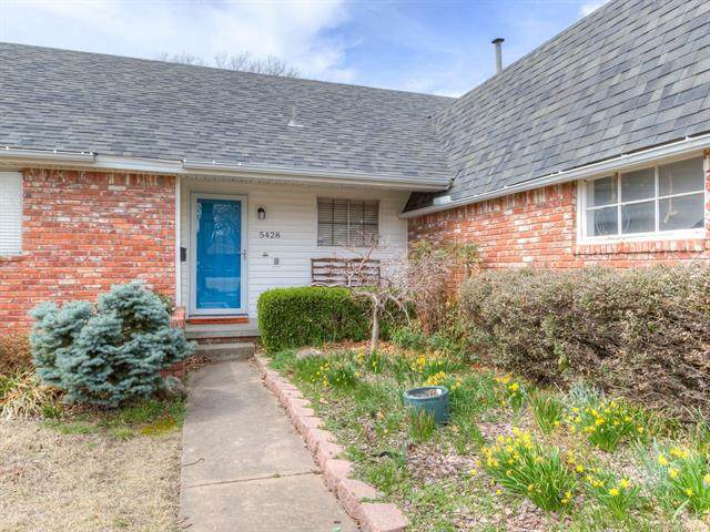 5428 S Louisville Avenue, Tulsa, OK 74135 (MLS #2107107) :: Hopper Group at RE/MAX Results