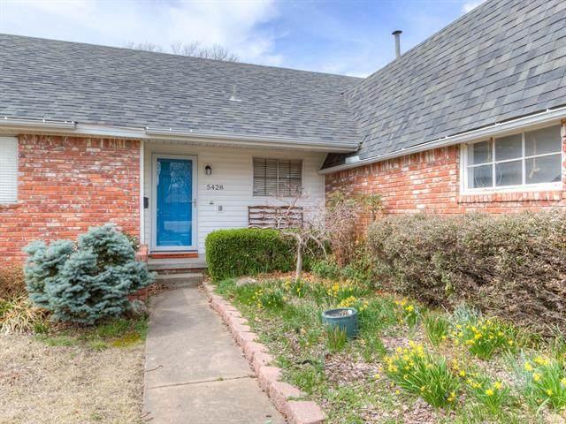 5428 S Louisville Avenue, Tulsa, OK 74135 (MLS #2107107) :: 918HomeTeam - KW Realty Preferred