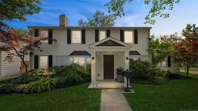 3704 S Troost Avenue, Tulsa, OK 74105 (MLS #2017480) :: Hometown Home & Ranch