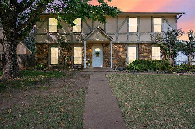 1800 W Hot Springs Street S, Broken Arrow, OK 74011 (MLS #2031270) :: Hometown Home & Ranch